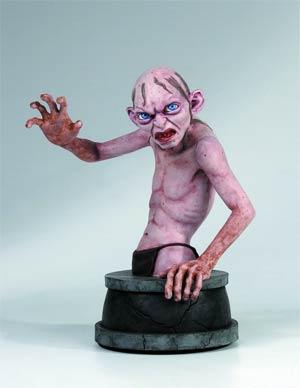 Hobbit Gollum Mini Bust