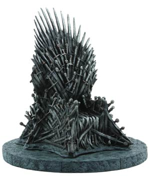 Game Of Thrones Iron Throne Mini Replica