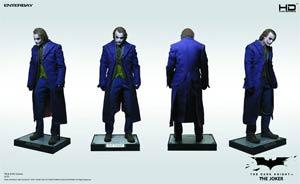 Dark Knight Joker HD Masterpiece Action Figure