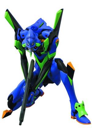 Evangelion 2.0 EVA-01 Real Action Hero Action Figure