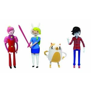 Adventure Time Deluxe 2-Inch Pack - Fionna & Cake