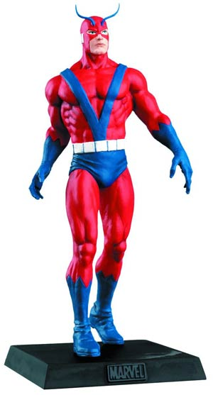 Classic Marvel Figurine Collection Magazine Giant-Man Special