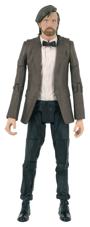 Doctor Who Eleventh Doctor With Beard Action Figure