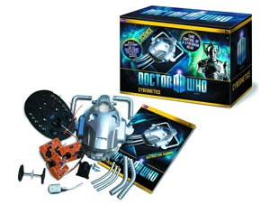 Doctor Who Cybernetics Science Set