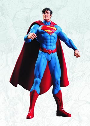Justice League The New 52 Superman Action Figure