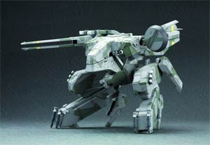 Metal Gear Solid Metal Gear Rex Plastic Model Kit