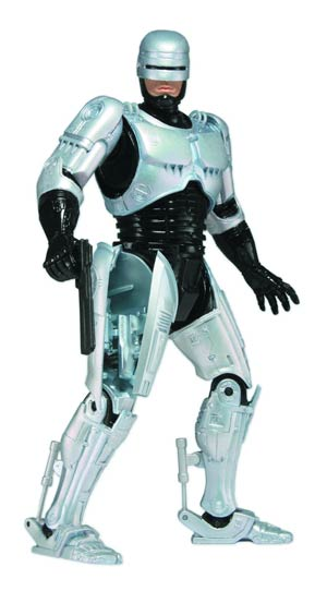 Robocop With Spring-Loaded Holster 7-Inch Action Figure