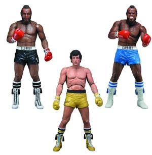 DO NOT USE (DNO) Rocky Series 3 Action Figure Assortment Case
