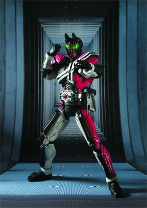 Kamen Rider SIC Kiwami Damashii - Masked Rider Decade Action Figure