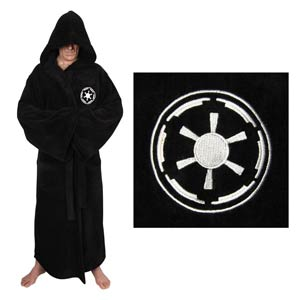 Star Wars Bathrobe - Galactic Empire Fleece