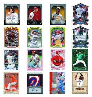 Topps 2013 Baseball Series 1 Trading Cards Box