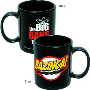 Big Bang Theory Mug - Bazinga