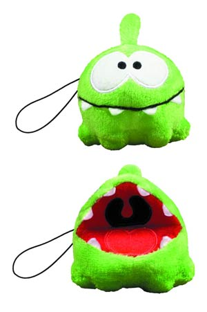 Cut The Rope 1-Inch Clip-On Micro Plush Display