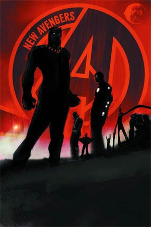 New Avengers Marvel Now Poster