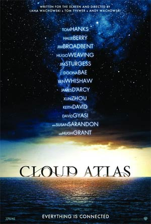 Cloud Atlas Blu-ray Combo DVD