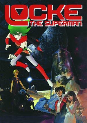 Locke The Superman DVD
