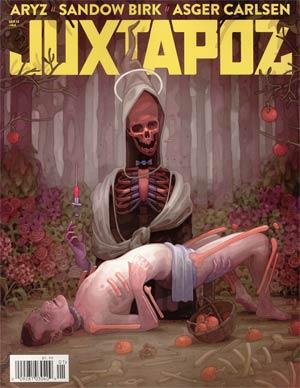 Juxtapoz #144 January 2013