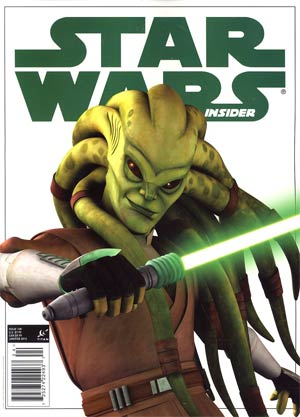 Star Wars Insider #138 Jan / Feb 2013 Previews Exclusive Edition