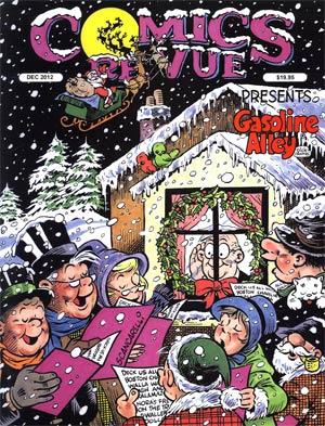 Comics Revue Presents Dec 2012