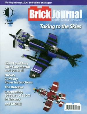 Brickjournal #22