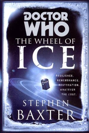 Doctor Who Wheel Of Ice HC