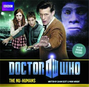 Doctor Who Nu-Humans & Empty House Audio CD
