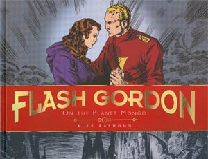 Complete Flash Gordon Library Vol 1 On The Planet Mongo HC