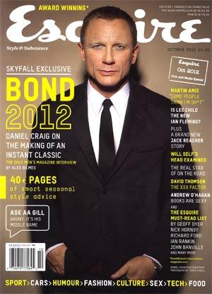 Esquire UK Oct 2012