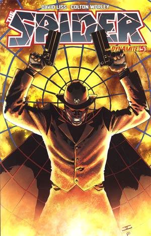 Spider #5 Regular John Cassaday Cover