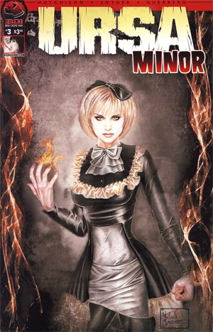 Ursa Minor #3 Cover B Natali Sanders