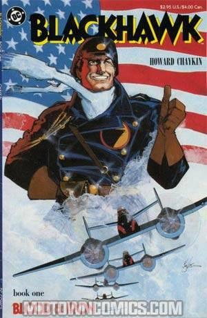 Blackhawk Vol 2 #1