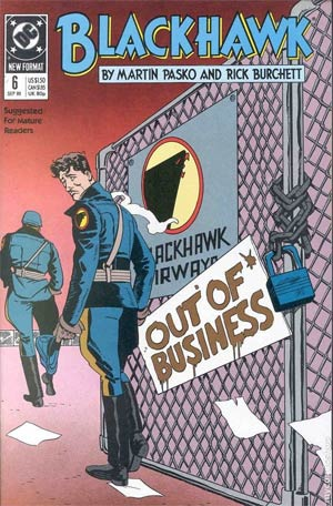 Blackhawk Vol 3 #6