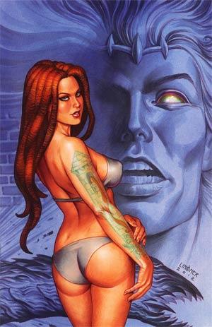 Damsels #2 Incentive Joseph Michael Linsner Virgin Cover