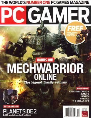 PC Gamer CD-ROM #233 Dec 2012