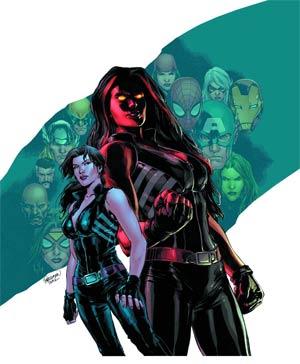 Red She-Hulk By Carlo Pagulayan Poster