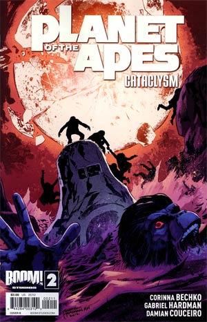 Planet Of The Apes Cataclysm #2 Regular Cover B Gabriel Hardman