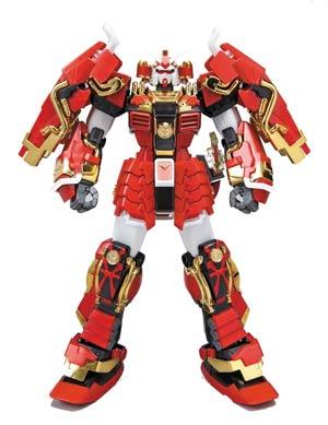 Gundam Master Grade 1/100 Kit -  Shin Musha Gundam Sengoku No Jin