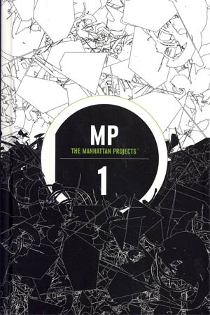 Manhattan Projects Vol 1 HC NYCC Exclusive