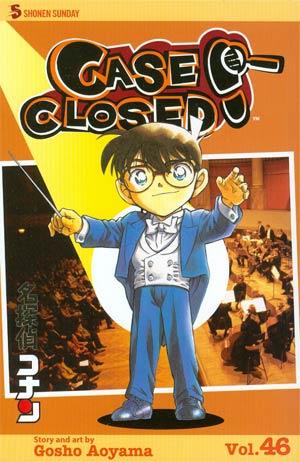 Case Closed Vol 46 GN