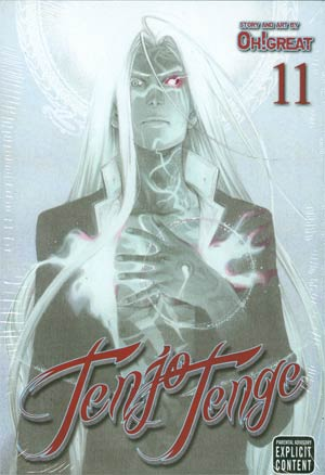 Tenjo Tenge Full Contact Edition 2-In-1 Vol 11 TP