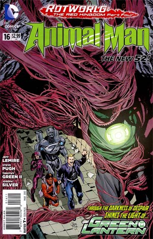 Animal Man Vol 2 #16