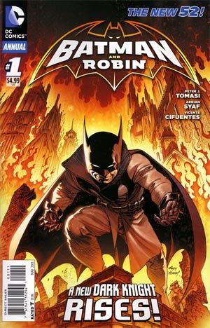 Batman And Robin Vol 2 Annual #1