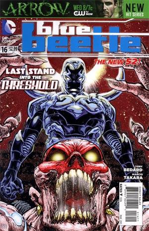 Blue Beetle (DC) Vol 3 #16