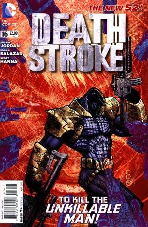 Deathstroke Vol 2 #16