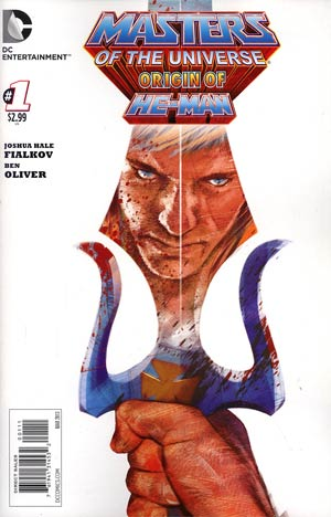 Masters Of The Universe Origin Of He-Man #1