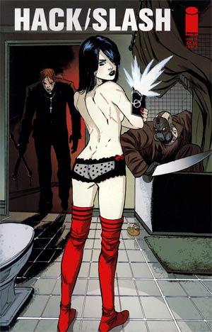 Hack Slash Vol 2 #23 Cvr B Tim Seeley & Jordie Bellair