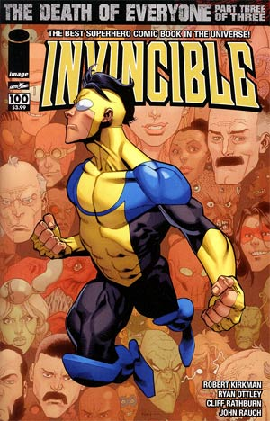 Invincible #100 Cover A 1st Ptg Ryan Ottley