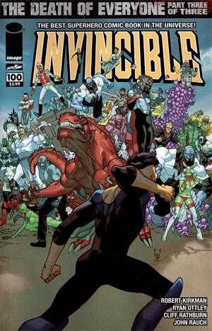 Invincible #100 Cover B 1st Ptg Cory Walker