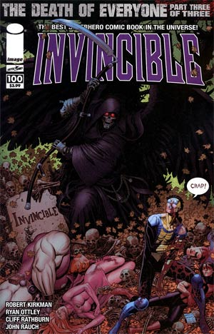 Invincible #100 Cover E 1st Ptg Arthur Adams