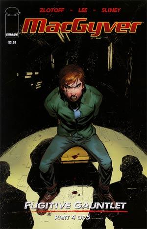 MacGyver Fugitive Gauntlet #4